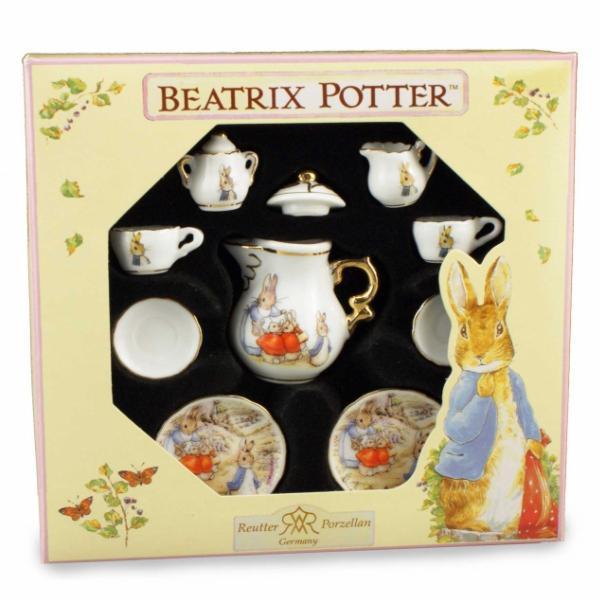 Gorgeous Peter Rabbit Miniature Plate from the Reutter Porzellan Collection!!!