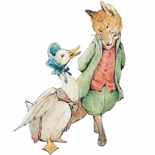 Ltd Edition Tale Of Peter Rabbit Beatrix Potter Centenary Figure 1902 2002
