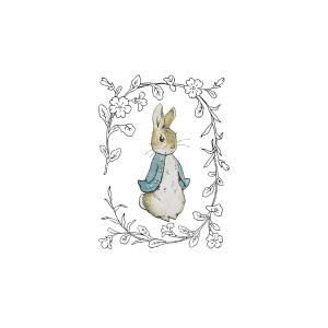 Peter Rabbit Greetings Card