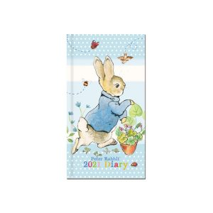 Peter Rabbit 2021 Slim Diary