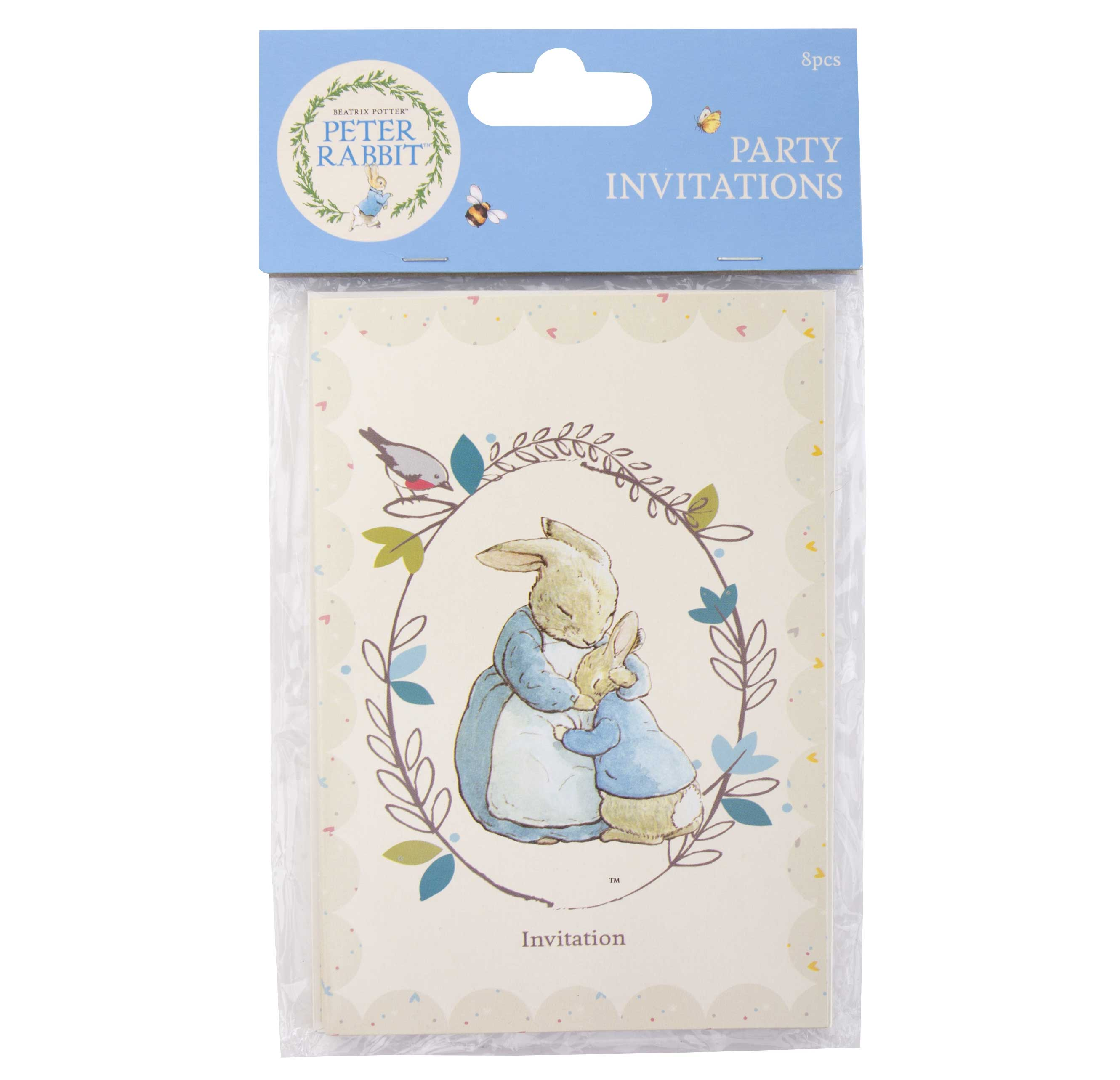 Peter Rabbit Party Invitations Image collections - Party ...