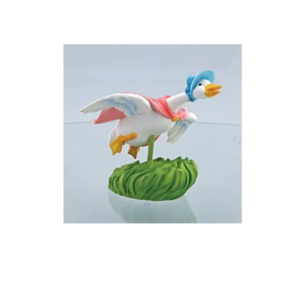 EXCLUSIVE Ltd Edition of 600: Jemima Puddle-Duck Flying