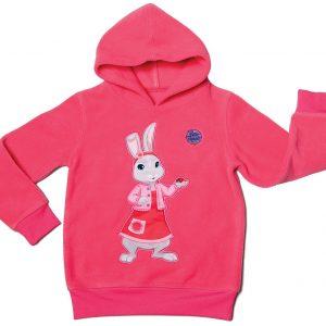 Peter Rabbit Animation Lily Bobtail Hoodie