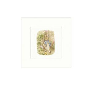 Peter Rabbit Mounted Print