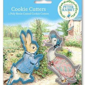 6cd7429bd1a4 Peter Rabbit and Jemima Puddle-Duck Cookie Cutters