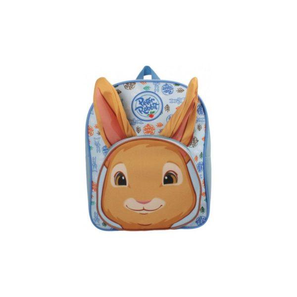 Peter Rabbit Baby Blue 3D Backpack