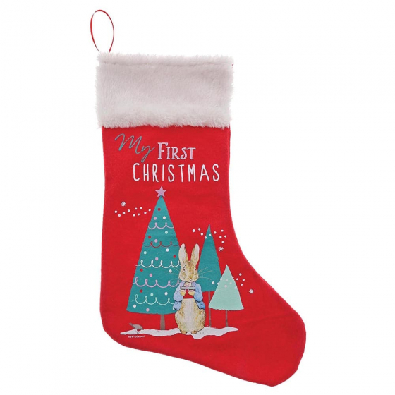 My First Christmas.Peter Rabbit My First Christmas Stocking