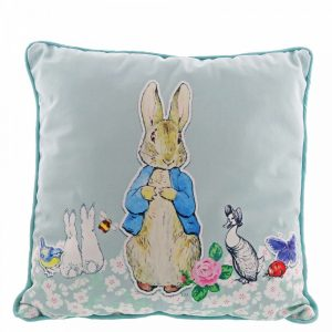 Peter Rabbit Pin-Up Cushion