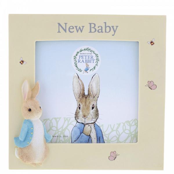 Peter Rabbit Baby Photo Frame