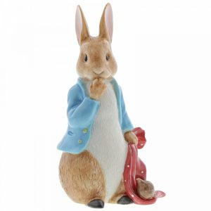 Peter Rabbit and the Pocket-Handkerchief Limited Edition of 1200
