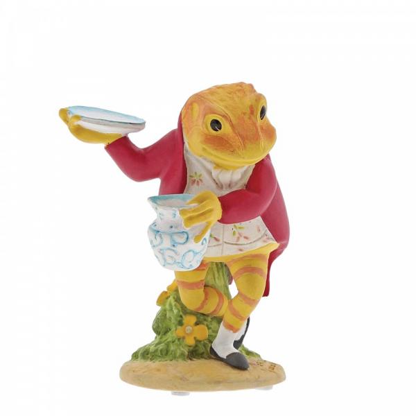 Mr. Jeremy Fisher in the Larder Figurine