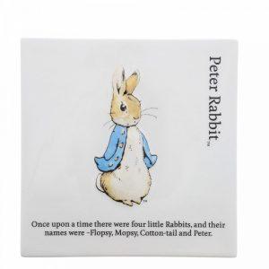 Peter Rabbit Decorative Wall Plaque