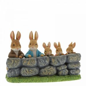 2020 Benjamin, Peter, Flopsy, Mopsy and Cotton-Tail Members Only Figurine