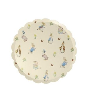Peter Rabbit & Friends Party Side Plate