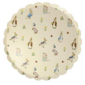 Peter Rabbit & Friends Party Dinner Plate