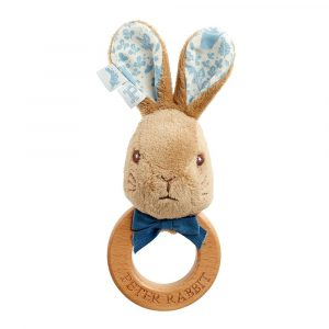 Signature Peter Rabbit Ring Rattle
