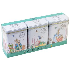 Beatrix Potter English Tea Triple Gift Pack