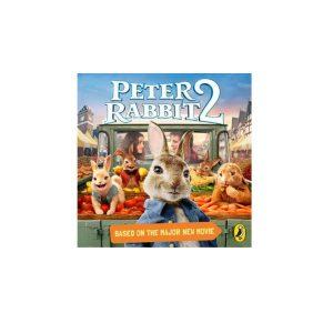 Peter Rabbit Movie 2 Novelisation CD