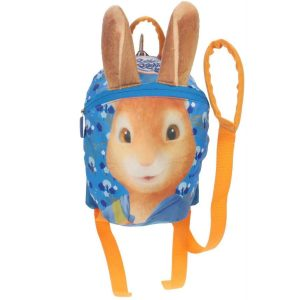 Peter Rabbit Royal Blue Reins Rucksack