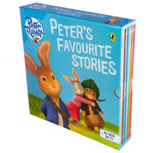 Peters Favourite Stories 9 Book Collection