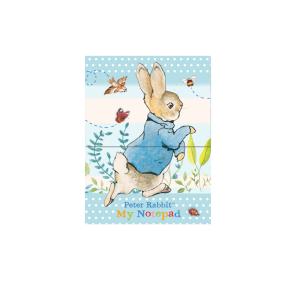 Peter Rabbit Pastel Mini Magnetic Notebooks