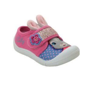 Lily Bobtail Canvas Shoes