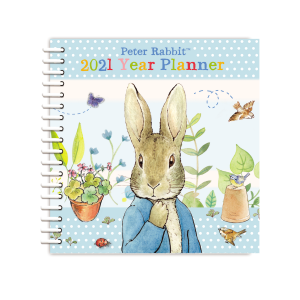 Peter Rabbit 2021 Year Planner