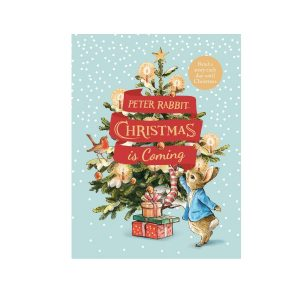 Peter Rabbit 'Christmas is Coming' Book