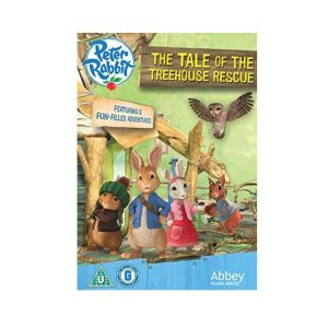 The Tale of the Treehouse Rescue DVD