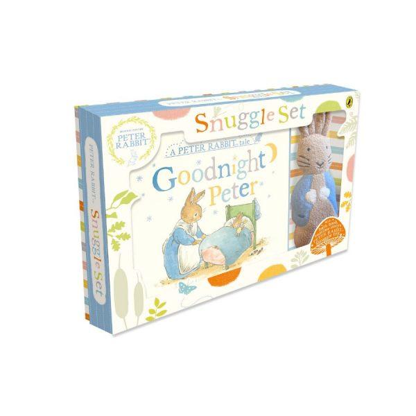 Peter Rabbit Snuggle Book Set
