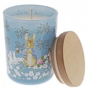 Peter Rabbit Clean Linen Candle