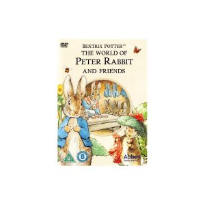 The World of Peter Rabbit and Friends DVD