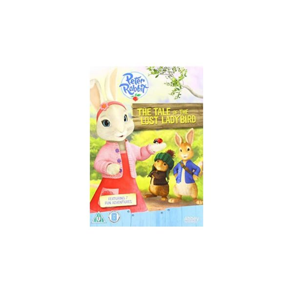 The Tale of The Lost Ladybird DVD