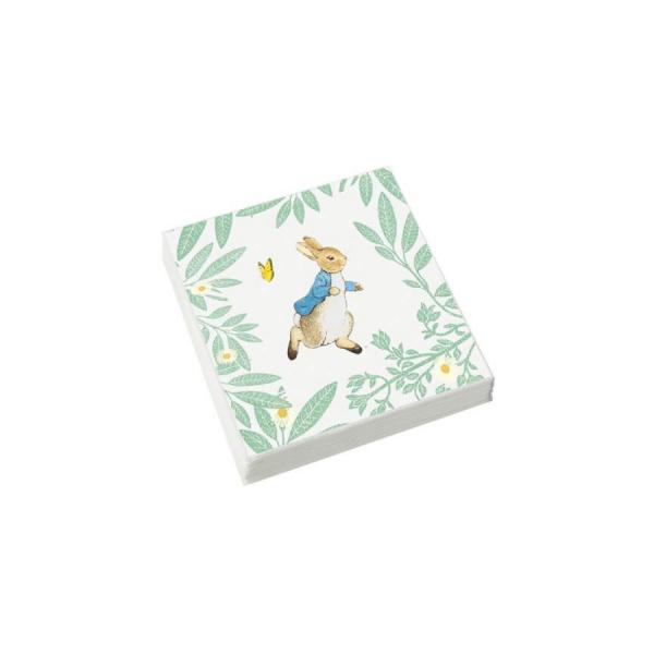 Peter Rabbit Daisy Range Napkin