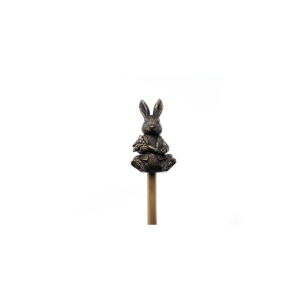 Beatrix Potter Bronze Cane Companions