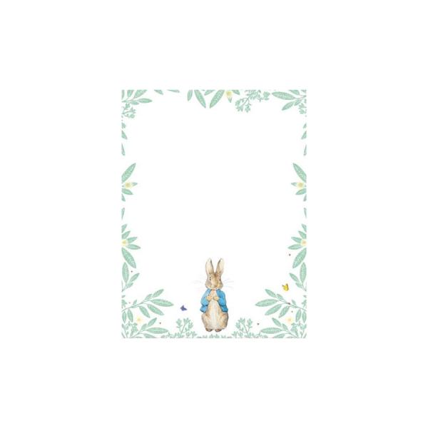 Peter Rabbit Daisy Range Cotton Tea Towels Set of 2