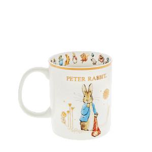 Peter Rabbit with Pocket Handkerchief Special Edition Mug