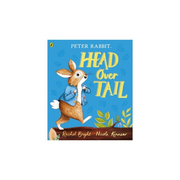 Peter Rabbit Head Over Tail Book