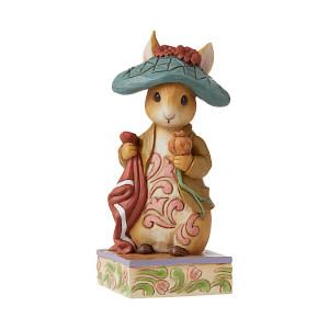 Nibble, Nibble, Crunch (Benjamin Bunny Figurine)