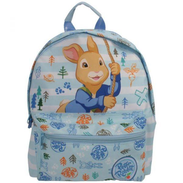 Peter Rabbit Baby Blue Pocket Backpack