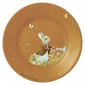 Benjamin Bunny Dessert Plate