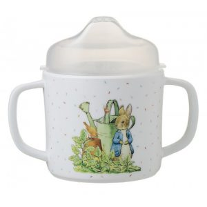 Peter Rabbit Double-Handled Cup