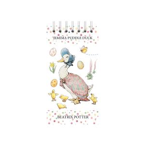 Jemima Puddle-Duck Wiro List Pad