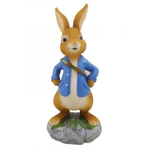 Animation Peter Rabbit Garden Ornament