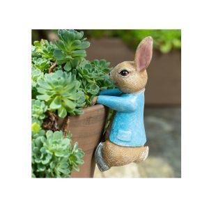 Peter Rabbit Hanging Plant Pot Buddy