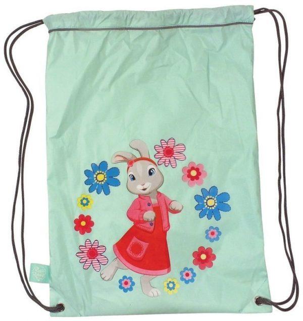 Lily Bobtail Animation Drawstring Bag