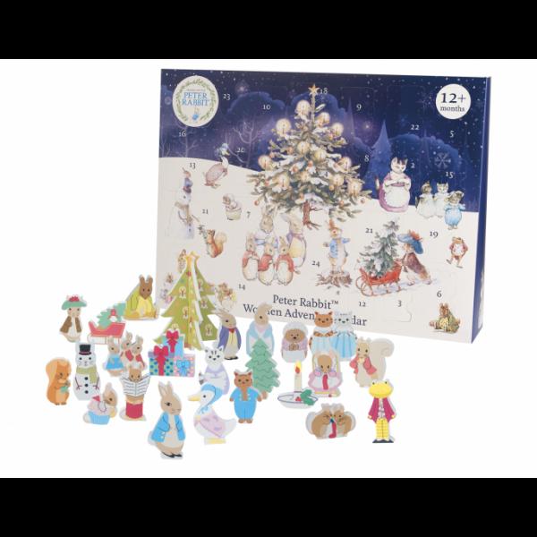 Peter Rabbit Advent Calendar