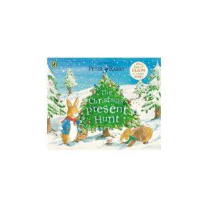 Peter Rabbit The Christmas Present Hunt Book